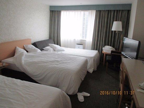 簡易ベッドでトリプル - 墨田区...