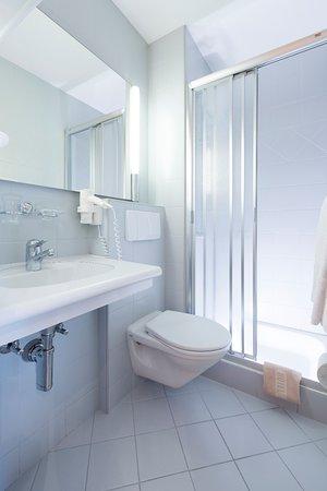 Hotel Languard: Einzelzimmer Superior mit Seesicht