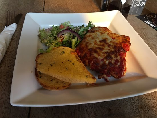 Piercebridge, UK: Homemade Lasagne