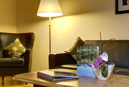 Spiegelau, Deutschland: liebevoll gestaltete Wohnungen