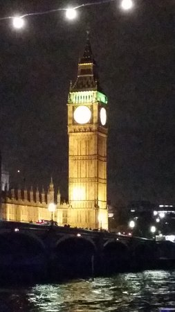 Premier Inn London Hammersmith Hotel: Big ben
