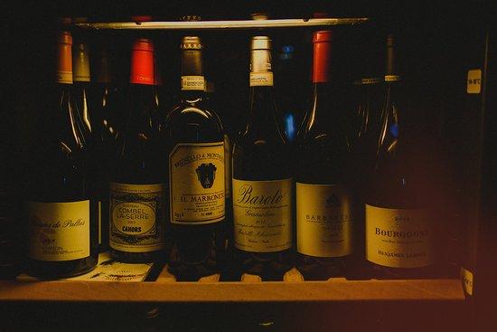 Bistro Flores : wijn