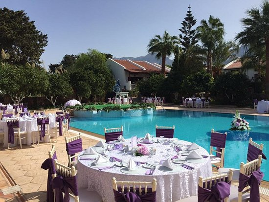 Almond Holiday Village: wedding