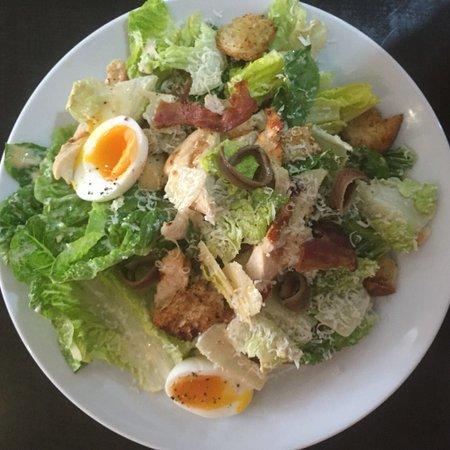 Glenelg, Australia: Ceaser salad