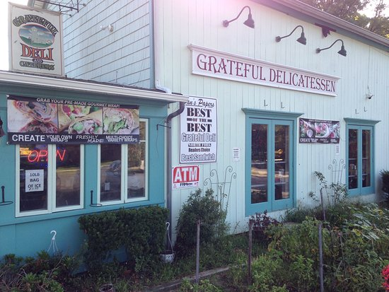 Grateful Deli in Southold, NY