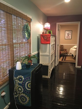 Pawleys Island, Carolina del Sur: Treatment Space for Lymphatic Massage