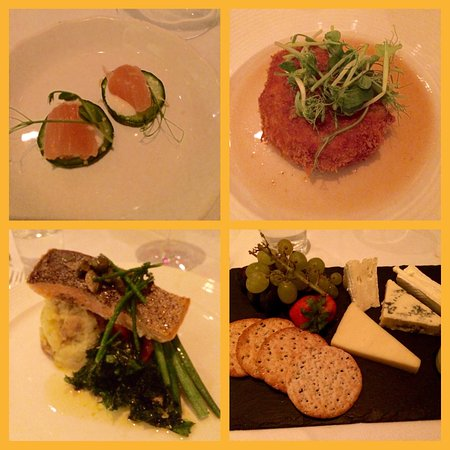 39 Steps Restaurant: Delicious