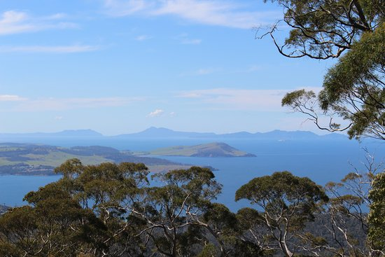 Orford, Australien: Three Thumbs Lookout