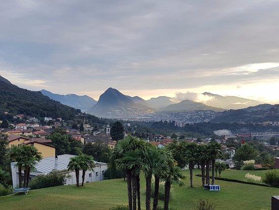 Centro Cadro Panoramica