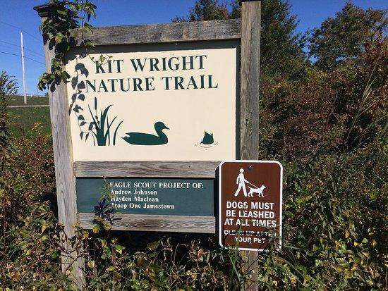 Джеймстаун, Род Айленд: trail