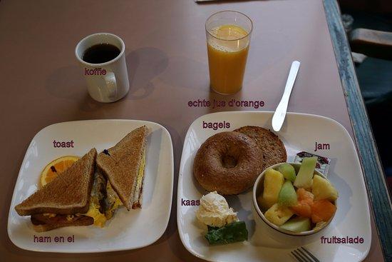 Pembroke, Canada: my morning choice
