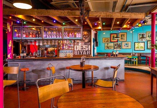 Thali Cafe Southville: Thali Southville, photo by Paul Box.