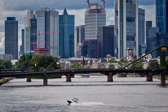 0670d55c47347e Speerboot fahren in Frankfurt - Picture of MS Partyboot Deutschland ...