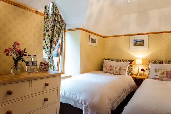 Little Loch Broom, UK : Twin room with Ensuite