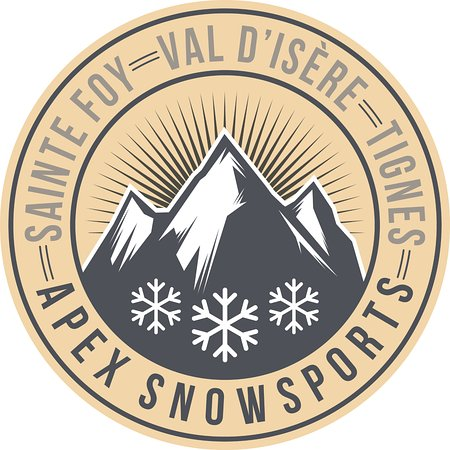 Sainte-Foy-Tarentaise, Francia: Apex Snowsports Resorts Badge