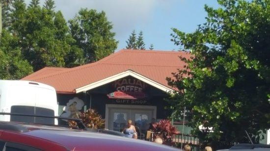 Kalaheo, Hawái: Kauai Coffee Company