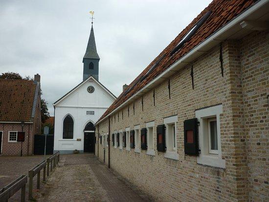 Bourtange, The Netherlands: Kirche