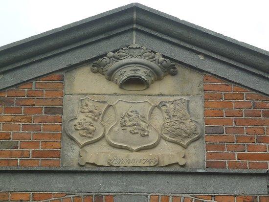 Bourtange, The Netherlands: 1742