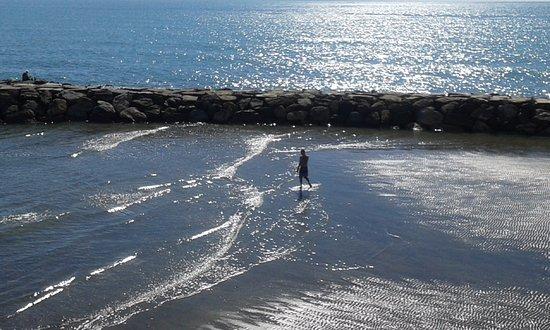 Palo Laziale, Italia: la spiaggia esclusiva