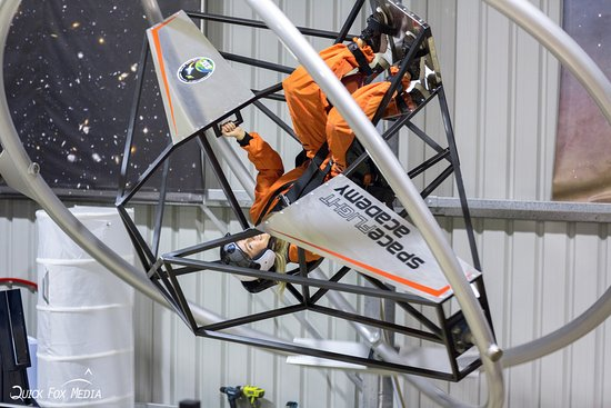 Spaceflight Academy Gold Coast: Best simulator, ever!