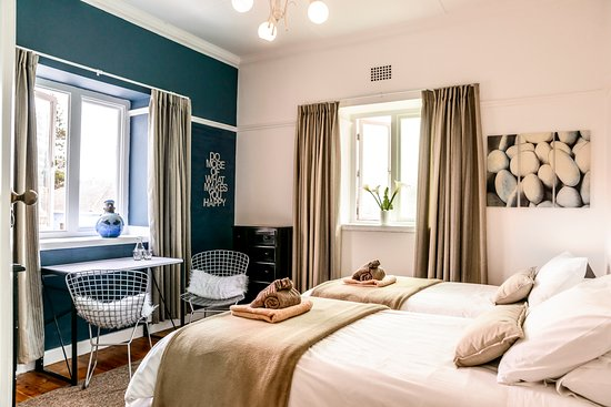 Muizenberg, แอฟริกาใต้: Standard room with private en-suite bathroom