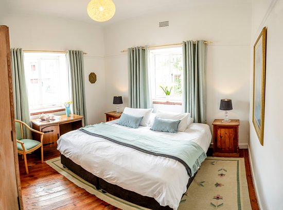 Muizenberg, แอฟริกาใต้: Standard room with pivate ensuite