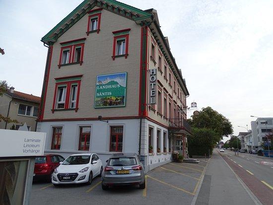 Hotel Landhaus Herisau CH