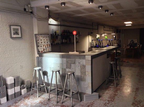 L'Ex-Designer Project Bar: Octubre 2016