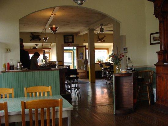 Trempealeau, WI: Dining/bar