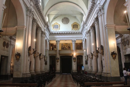 Colorno, อิตาลี: interno chiesa
