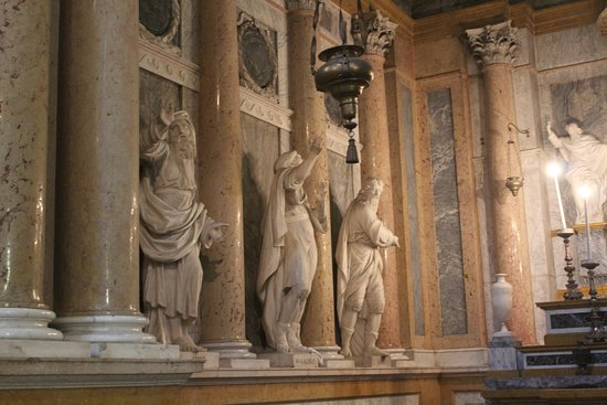 Colorno, อิตาลี: altare laterale