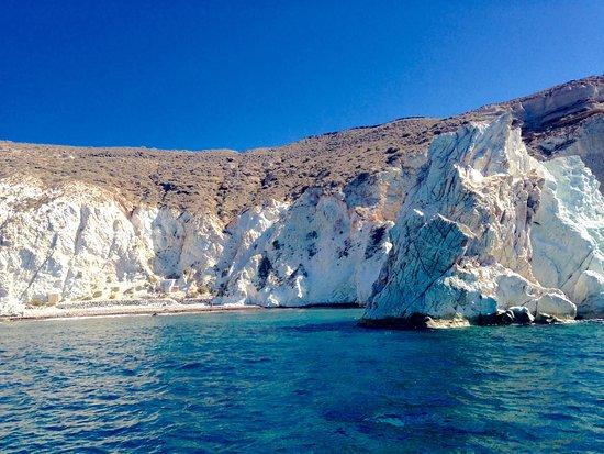 Villa Irini Santorini White Beach