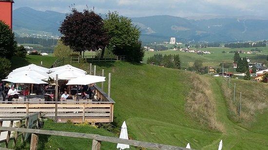 La Terrazza Picture Of Terrazza Casa Rossa Asiago