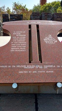 Hector Pieterson Memorial: The memorial