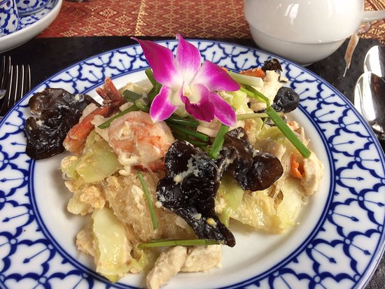Thairestaurant&Bar Gotthaerdli am See: Phad Woon Sen_Gotthärdli