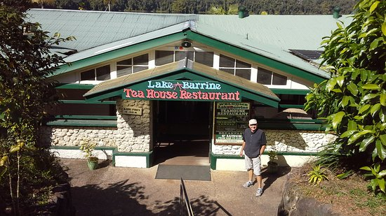 Yungaburra, Australia: Lake Barrine Teahouse