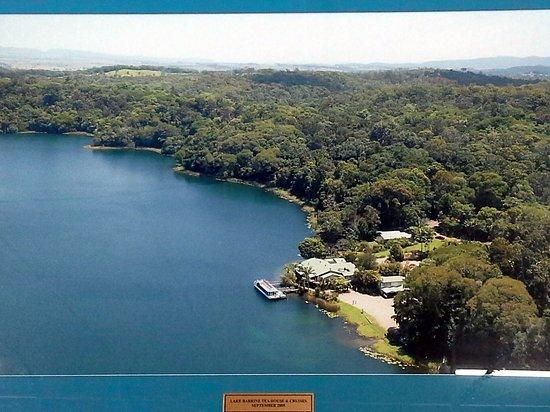 Yungaburra, Australia: Aerial View