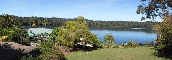 Yungaburra, Australia: Lake Barrine & Teahouse