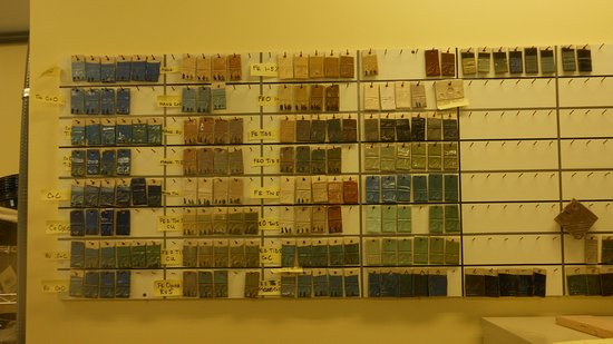 New Market, VA: Catalog of finishes by George