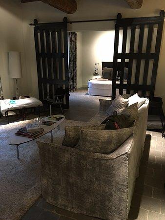 Paradou, Frankrig: Suite La Bergerie