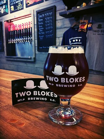 Mount Pleasant, SC: Two Blokes Brewing