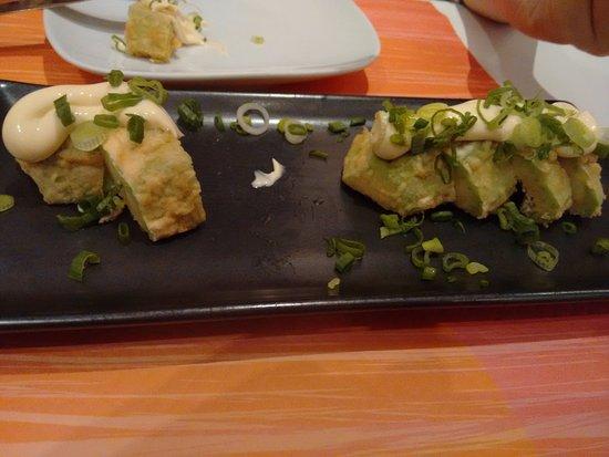 Furin Kazan: Fried avocado