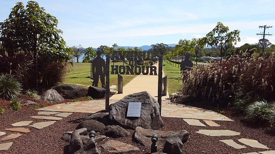 Avenue of Honour, Yungaburra