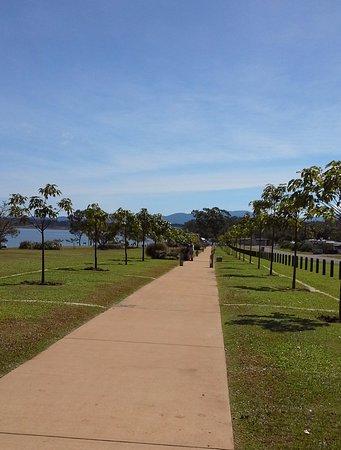 Yungaburra, Australia: Pathway