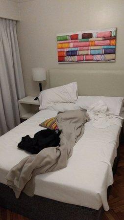 Hotel Facon Grande: Quarto de casal.