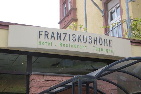 Lohr am Main, Alemania: Eingang