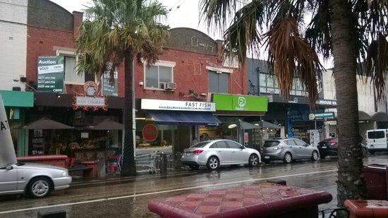 St Kilda, Avustralya: Acland Street