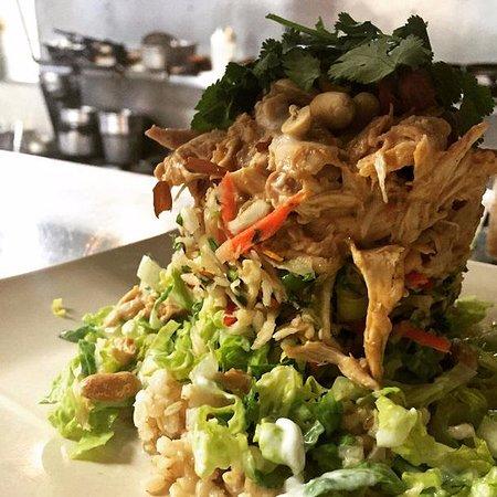 Sag Harbor, Нью-Йорк: thai chicken special
