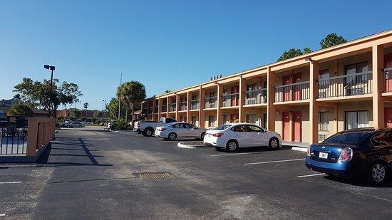 Super 8 Kissimmee/Maingate/Orlando Area Resmi