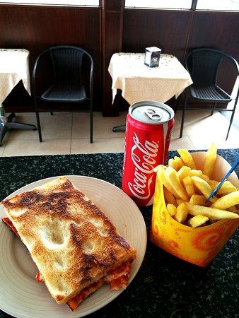 Vibo Valentia, Italia: Hermes Bar Pizzeria